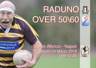 Test Match Partenope Old vs Franchigia UOR Marzo 2018